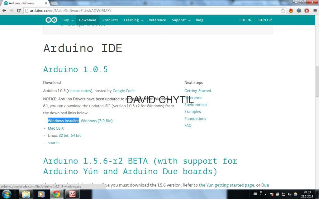 Download arduino ide for windows 32 bit